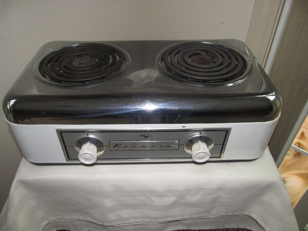 Vintage Kenmore Electric Stoves  Vintage 30 U0026quot  Kenmore Electric Stove At Ron U0026 39 S